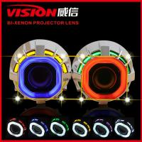 Auto Lighting Retrofit Headlights HID Bi-xenon projecter lens light /Auto part for car /H1 /H7/H4 Buick Hideo