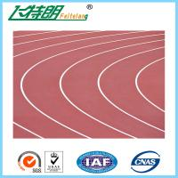 Wholesale All Weather Track Surface Rubber Flooring Playground Surfaces Running Tracks Sandwich System from china suppliers