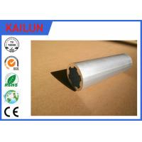 Wholesale Anodised / Brushed / Polished Aluminum Tube Extruded Profile With Custom Size and Craft from china suppliers