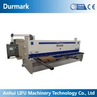 Wholesale QC11K CNC Hydraulic guillotine shearing machine 6*3200 stainless steel sheet from china suppliers