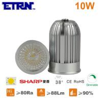 Wholesale ETRN Brand Sharp COB LED 10W MR16 Dimmable LED Spotlight Bulbs LED Lights LED Spot lamps from china suppliers
