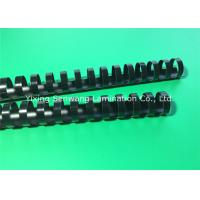 Wholesale 22MM Black Plastic Spiral Binding Combs For Documents / Presentations from china suppliers