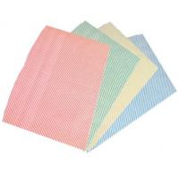 Wholesale Soft Reusable Microfiber Dishcloths for Home Floor , Table , Glass Cleaning from china suppliers