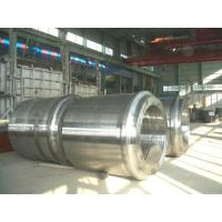 Wholesale Metallurgical Casing Forging, Carbon Magnetic Steel Forged Roller For Mining Equipment from china suppliers