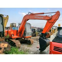 Wholesale EX60-1 hitachi used excavator for sale track excavator from china suppliers