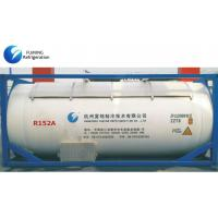 Wholesale 1 , 1-Difluoroethane colorless , ISO Tank R152A AC Refrigerant SGS / ROSH from china suppliers