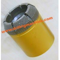 Wholesale Dry / Wet Diamond Core Drill Bits , Diamond Products Core Drill Parts BQ NQ HQ PQ from china suppliers