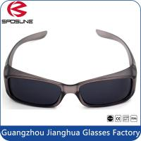 Wholesale Polarized Sunglasses Fits Over Sunglasses Anti - Scratches For Women / Men from china suppliers