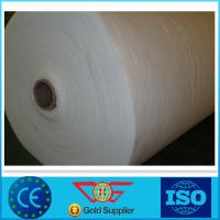 Wholesale UV Resistant Non Woven Geotextile 400g PP For Sea Embankment , High Strength from china suppliers