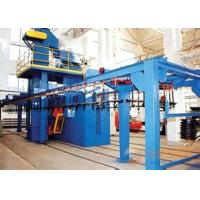 Wholesale Overhead Conveyor Chain Hook Type Shot Blasting Machine 4500 x 5350 x 5003 mm from china suppliers