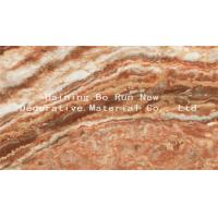 Wholesale Custom Patterned PET Marble Adhesive Paper Decorative Films For Windows from china suppliers