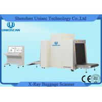 Wholesale Dual View Baggage Screening Security Scanners / Xray Baggage Inspection System from china suppliers