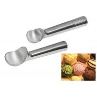 Wholesale Antifreeze Heated Ice Cream Scoop Stainless Steel For Dinner / Restaurant from china suppliers
