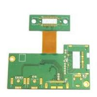 Wholesale FPCB , Immersion Gold Flexible and Rigid Flex pcb two layer for Medical Equipment from china suppliers