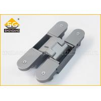 Wholesale 180 Degree Aluminum Door Heavy Duty Concealed Hinges Of GB Zinc Alloy from china suppliers