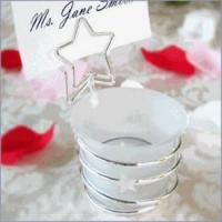Wholesale wedding place card holder from china suppliers