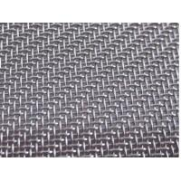 Wholesale 100mesh to 500mesh Stainless Steel Twill Woven Wire Mesh/Fabric, AISI 304L, 316L from china suppliers
