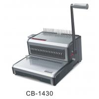 Quality Comb Binding Machine CB-1430 with CE Certificate for sale