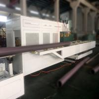 Wholesale Automatic Plastic PVC Pipe Belling Machine , Plastic Pipe Manufacturing Machine from china suppliers