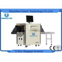 Wholesale Dual Energy High Load Harbour X Ray Machine For Baggage At Airport Security from china suppliers