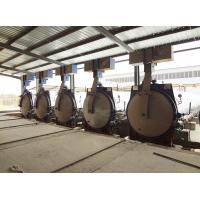 Wholesale Large scale pressure vessel Gypsum Autoclave with safety device and good quality from china suppliers