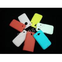 Wholesale Custom Rubber Cell phone cases and covers for Iphone 4, Samsung, Nokia mobile phone from china suppliers