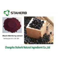 China Anti-aging Elderberry ExtractConcentrated plant extract Anthocyandin on sale