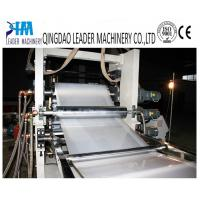 China pp single layer thermoforming packing sheet production line on sale