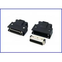 Wholesale MDR SCSI 36P plastic hood connector from china suppliers