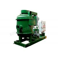 Wholesale ZCQ 270 m / h capacity, 48 m / h air displacement Drilling Mud Vacuum Degasser from china suppliers