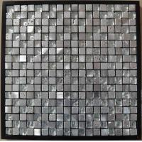 Wholesale Square Glass Mix Stone Tile (NM-C11003) from china suppliers