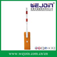 Quality Straight Boom Automatic Car Park Barrier Electronic Barrier Gates Safety for sale