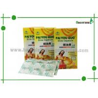 Wholesale High Efficiency Botanical Slimming Pills of Pai You Guo with Fruits for Waist Weight Loss from china suppliers