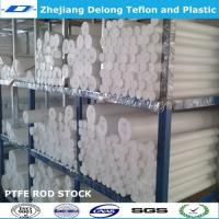 Buy cheap Virgin ptfe teflon rod colombia distributor from wholesalers
