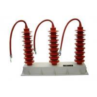 Wholesale Overvoltage Protection Distribution Surge Arrester Unique Polymeric Housing from china suppliers