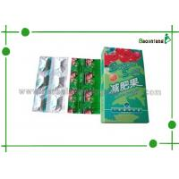 Wholesale Safe Healthy Botanical Slimming Pills For Face Beauty , Weight Loss from china suppliers