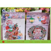 Wholesale Handmade Greeting Cards For Birthday , UV Printing Personalised Christmas Cards from china suppliers
