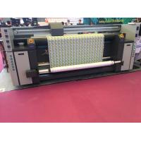 Wholesale 2.2m Large Format Size Fabric Plotter Cotton Fabric Printing Machine from china suppliers