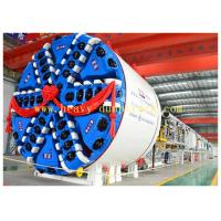 Wholesale Mix Type TBM deployed to bore tunnelin soft and hard strata characterized from china suppliers