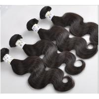 Wholesale high quality DHL Fedex fast delivery no shedding 100% virgin brazilian wholesale hair weft from china suppliers