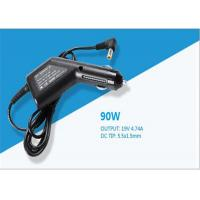 Wholesale Popular and High Quality 19V 4.74A 90W Car Chargers With Over Load / Short Circuit Protection ISO9001 - 2008 from china suppliers