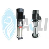 Wholesale High Effective Small Vertical Multistage Centrifugal Pump For Agriculture Irrigation from china suppliers