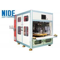 Wholesale Automatic 4 working stations stator coil winding machine for Submersible generator from china suppliers