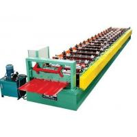 Wholesale Hydraulic Cutting Roof and Wall Panel Roll Forming Machines For 45#, 70mm Steel from china suppliers