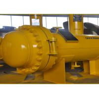Wholesale BOCIN Solid - Gas Filter Separator For Industrial Natural Gas / Fuel Gas Separating from china suppliers