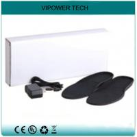 Wholesale 1850mAh Li-polymer Rechargeable Battery Heated Insoles Foot Warmer from china suppliers