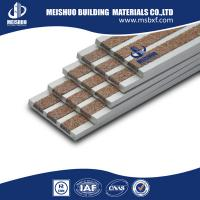 Wholesale Meishuo Anti-slip aluminum carborundum safety treads for stairs from china suppliers