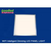 Wholesale 600x600 WIFI Dimmable LED Panel Light 50 Watt, Square LED Recessed Ceiling Light from china suppliers