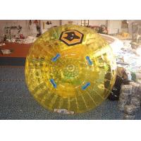 Wholesale 3.0m PVC / TPU Exciting Inflatable Human Bumper Ball For Kids And Adult from china suppliers