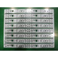 Quality LED Mounted PCB 94V Led Lights Circuit Board 0.3 - 3mm Single Layer / 2 Layers for sale